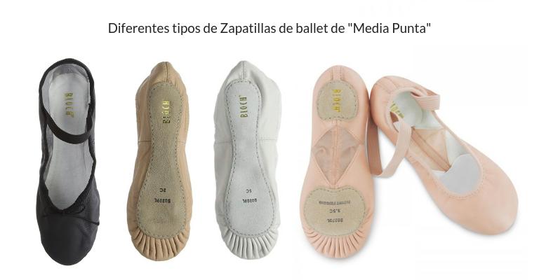 De Zapatillas BalletQué Diferentes Las Son Y Tipos n80wvmN