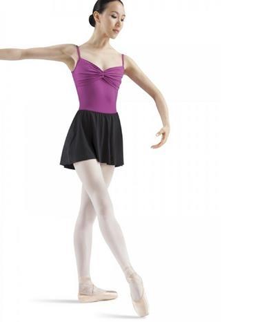 Falda Danza Larga Abierta Bloch R3541 R3541