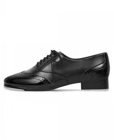 "ZAPATOS DE CLAQUÉ BLOCH NEGRO ""CHARLESTON"" S0341 