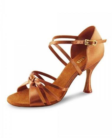 Baile Mujer Competición Social ballroom De salsa Zapatos Latino Y kOnw0P
